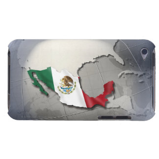 Flag of Mexico Barely There iPod Cover