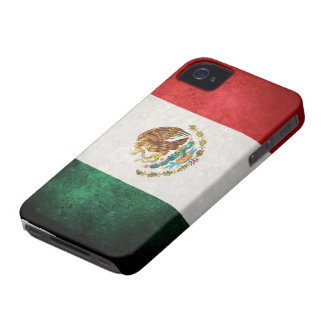 Flag of Mexico Case-Mate iPhone 4 Case