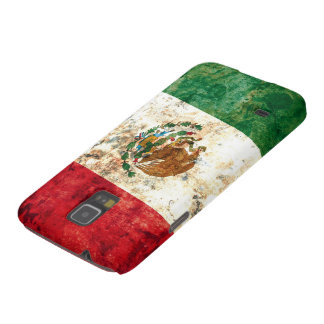 Flag of Mexico Case For Galaxy S5