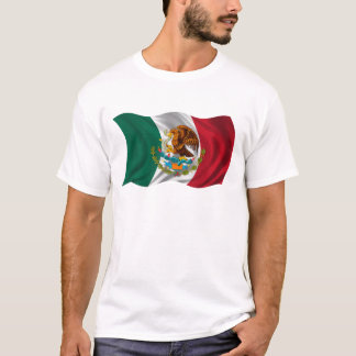 Flag of Mexico, Coat of Arms T-Shirt