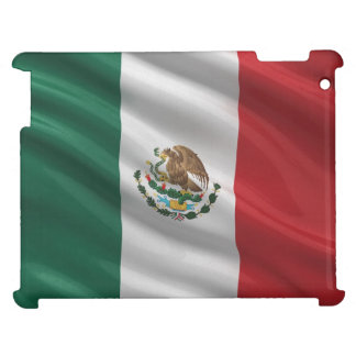 Flag of Mexico Cover For The iPad 2 3 4
