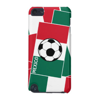 Flag of Mexico Football iPod Touch 5G Cases