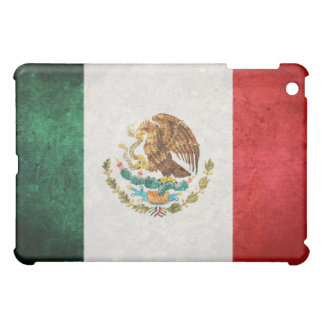 Flag of Mexico Cover For The iPad Mini