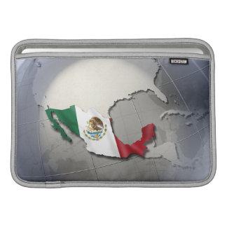 Flag of Mexico MacBook Air Sleeves