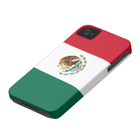 Flag of Mexico iPhone 4/4S Case