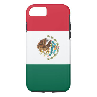 Flag of Mexico iPhone 7 case/ iPhone 7 Case