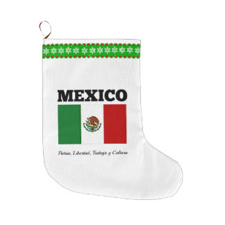 mexico stockings