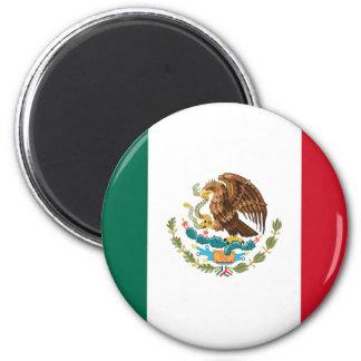 Flag of Mexico Refrigerator Magnets