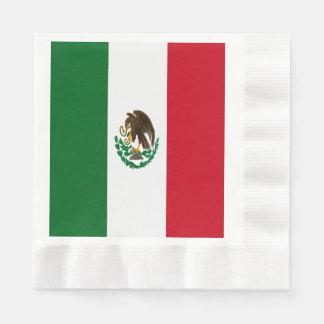 Flag of Mexico Napkin