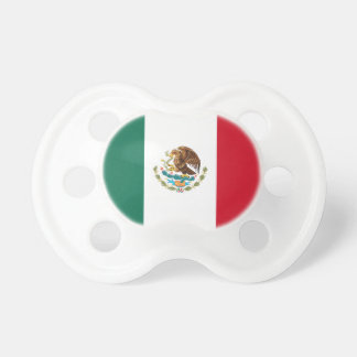 Flag of Mexico BooginHead Pacifier