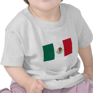 Flag of Mexico T Shirts