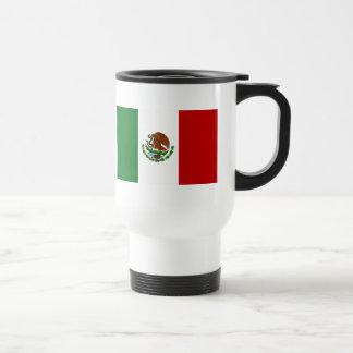 Flag of Mexico Travel Mug