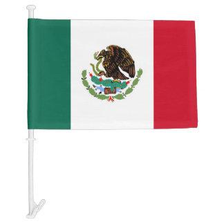 Flag of Mexico Car Flag