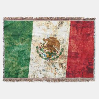Flag of Mexico Throw