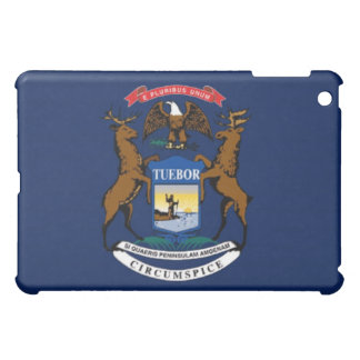 Flag of Michigan Case For The iPad Mini