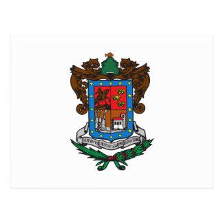 Flag of Michoacan Post Card