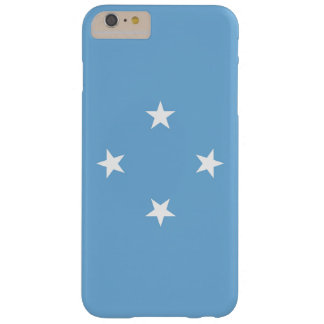 Flag of Micronesia Barely There iPhone 6 Plus Case