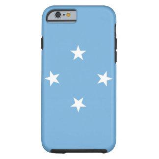 Flag of Micronesia Tough iPhone 6 Case