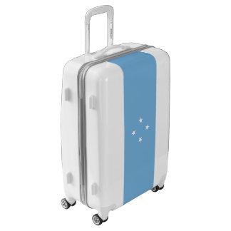 Flag of Micronesia Luggage (Medium)