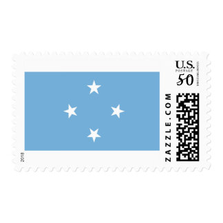 Flag of Micronesia Postage Stamps