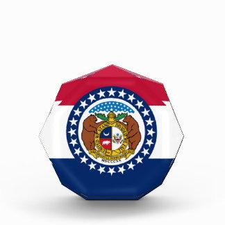 Flag Of Missouri Acrylic Award