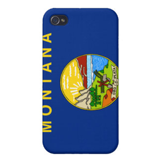 Flag of Missouri Case For iPhone 4