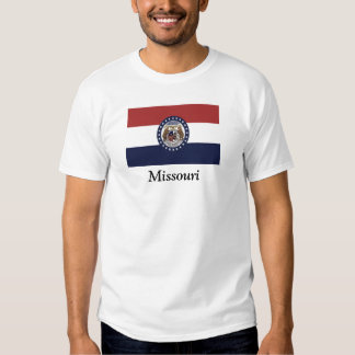 Flag of Missouri T-shirt