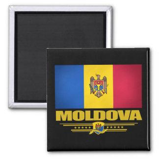Flag of Moldova Magnet