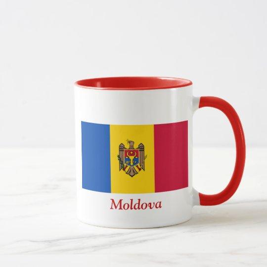 Flag of Moldova Mug
