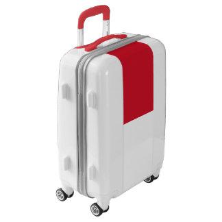 Flag of Monaco Luggage (Carry-On)