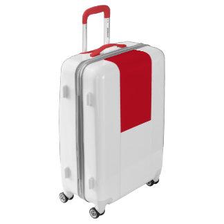 Flag of Monaco Luggage (Medium)