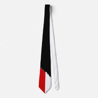 Flag of Monaco Tie