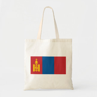 Flag of Mongolia -  Монгол улсын төрийн далбаа Tote Bag