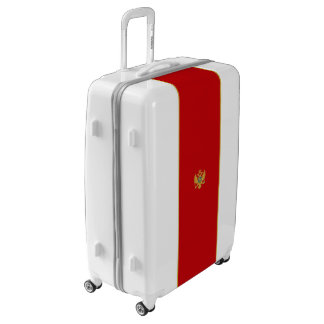 Flag of Montenegro Luggage (Large)