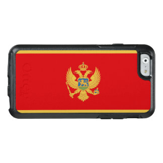 Flag of Montenegro OtterBox iPhone Case