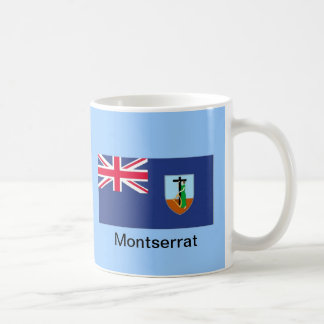 Flag of Montserrat Coffee Mug