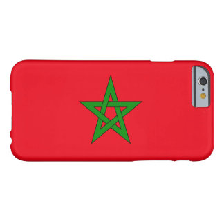 Flag of Morocco Barely There iPhone 6 Case