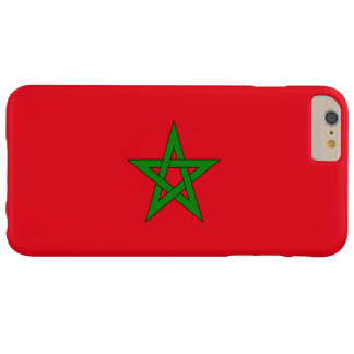 Flag of Morocco Barely There iPhone 6 Plus Case