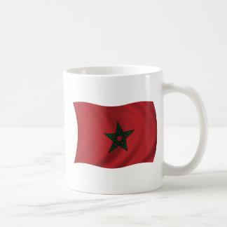 Flag of Morocco Coffee Mug