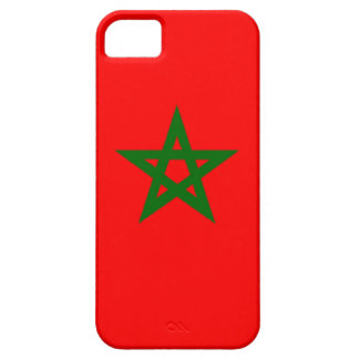 Flag of Morocco iPhone SE/5/5s Case