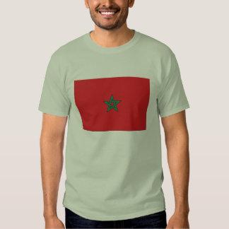 Flag of Morroco T-Shirt