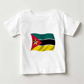 Flag of Mozambique Baby T-Shirt