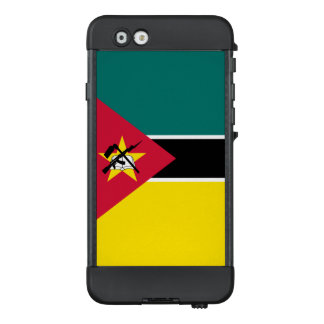 Flag of Mozambique LifeProof iPhone Case