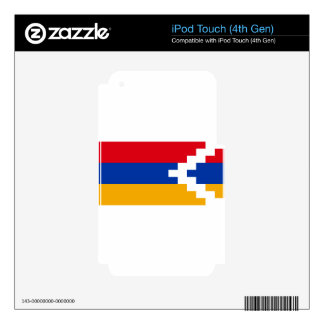 Flag_of_Nagorno-Karabakh iPod Touch 4G Decals