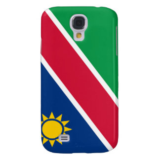 Flag of Namibia Galaxy S4 Covers