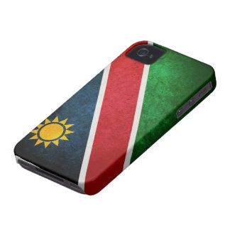 Flag of Namibia iPhone 4 Case-Mate Case