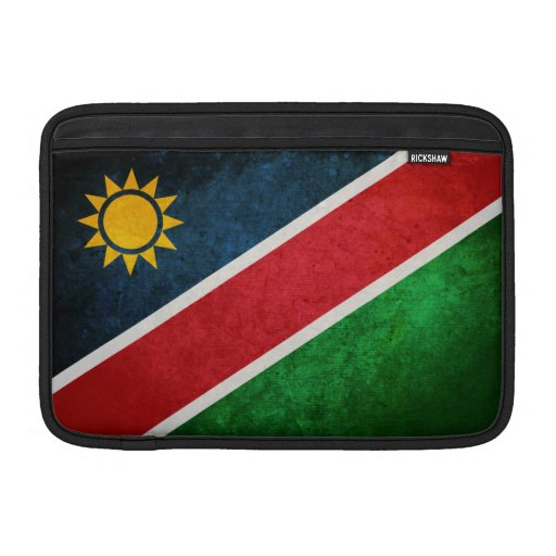 Flag of Namibia MacBook Sleeve
