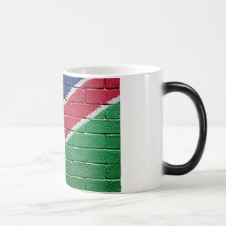 Flag of Namibia Magic Mug