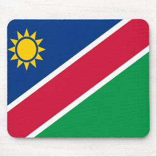Flag of Namibia Mouse Pads