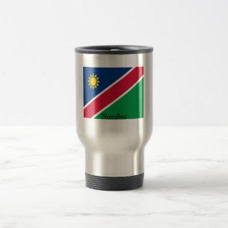 Flag of Namibia Travel Mug